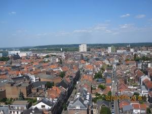 Leuven kaupunkikuva