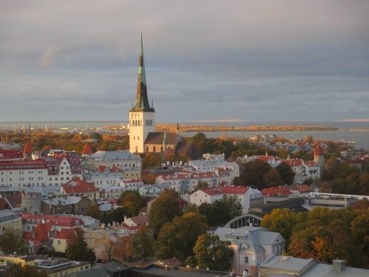 1 Tallinna maisema