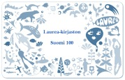 Kirjaston_Suomi100_logo